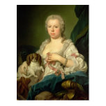 Maria-Barbara de Braganza Post Card