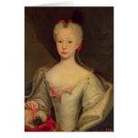 Maria Barbara de Braganza  Queen of Spain Greeting Card