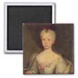 Maria Barbara de Braganza  Queen of Spain Fridge Magnet