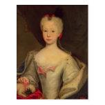 Maria Barbara de Braganza  Queen of Spain Postcards