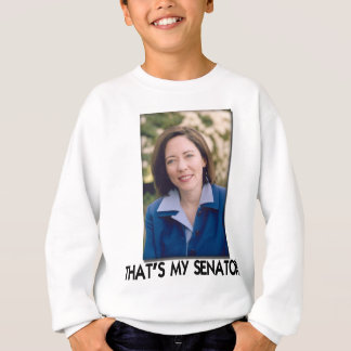 Maria Cantwell, That's My Senator! Sweatshirt
