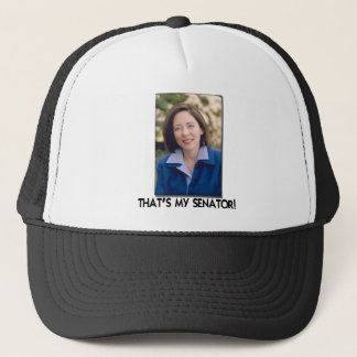 Maria Cantwell, That's My Senator! Trucker Hat