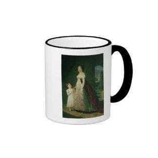 Maria Carolina Bonaparte, reina de Nápoles Taza De Café