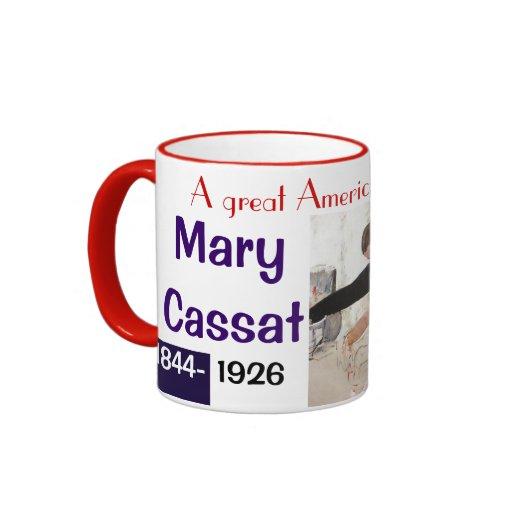 MARIA CASSAT TAZA