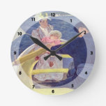 Maria Cassatt- el fiesta del canotaje Reloj