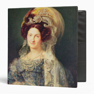 Maria Christina de Bourbon Binder