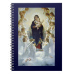 Maria con ángeles - Regina Angelorum Cuadernos