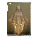 Maria con los brazos abiertos iPad mini carcasas