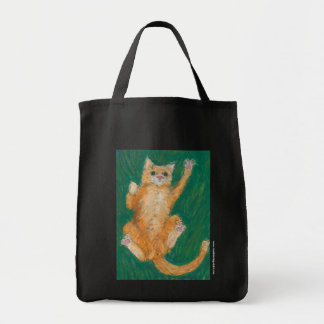 Maria Damianou Cat Challenge Tote Bag