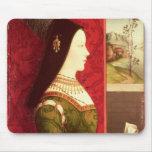 Maria de la hija de Borgoña de Charles el intrépid Tapetes De Ratones