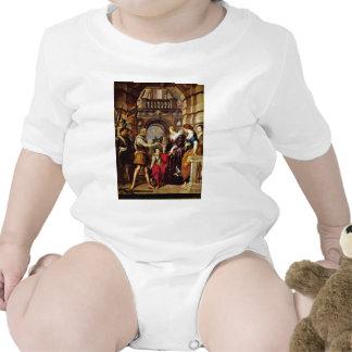 Maria De Medici Is Regent Of France By Rubens Baby Creeper