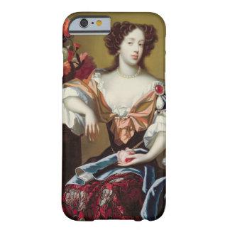 Maria de Módena 1658-1718 c 1680 aceite en