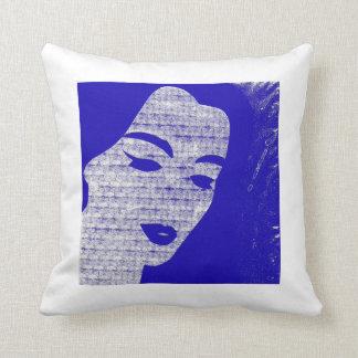 MARIA el MODERNO (azul) por el pilllow de SINCLAIR Almohadas