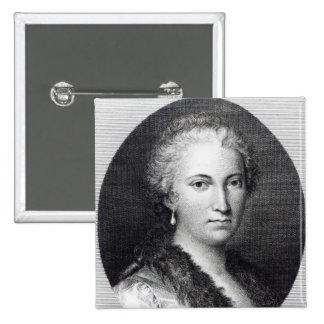 Maria Gaetana Agnesi Pinback Button