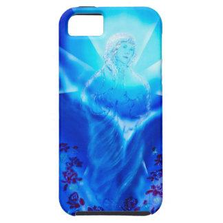 Maria glad Christmas iPhone SE/5/5s Case
