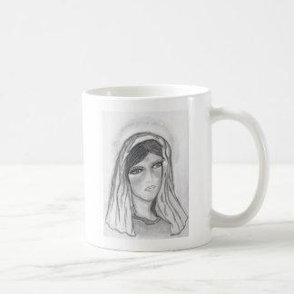 Maria gritadora taza