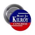Maria Jo Kilroy para el congreso Pins
