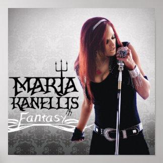 MARIA KANELLIS Fantasy POSTER
