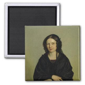 Maria Kramer, 1845 Imán Cuadrado