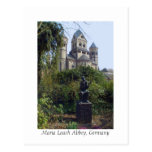 Maria Laach Abbey, Germany Postcard