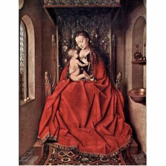 Maria Lactans de Eyck enero Van (la mejor calidad) Escultura Fotográfica