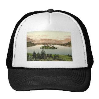 Maria Lake, Carniola, Austro-Hungary magnificent P Trucker Hat