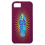 María Madonna Virgin Mary iPhone 5 Funda