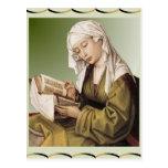 Maria Magdalen Tarjeta Postal