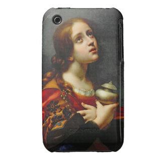 Maria Magdalena, 1660-70 (aceite en lona) Funda Bareyly There Para iPhone 3 De Case-Mate