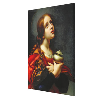 Maria Magdalena, 1660-70 (aceite en lona) Impresiones En Lona