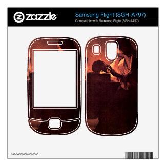 Maria Magdalena de Georges de La Tour Skins Para Samsung Flight