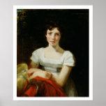 Maria más libre, 1809 (aceite en lona) poster