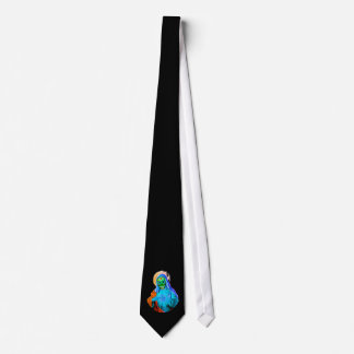 Maria muerta corbata personalizada