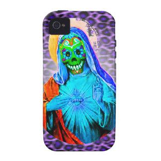 Maria muerta Case-Mate iPhone 4 carcasa