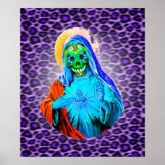 Maria muerta impresiones