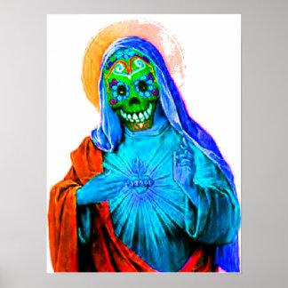Maria muerta posters
