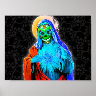 Maria muerta poster