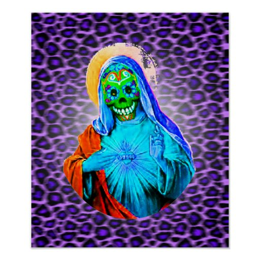 Maria muerta póster