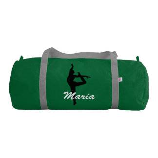 Maria personalized dance bag