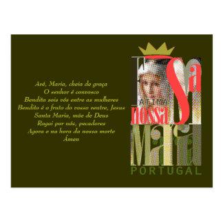 Maria Post Card