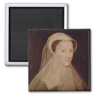Maria, reina de escocés imán cuadrado