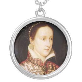 Maria, reina del collar escocés