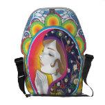 Maria santa bolsas de mensajeria