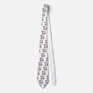 Maria tenía un pequeño cordero corbata