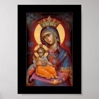 Maria - Theotokos Impresiones
