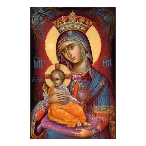 Maria - THEOTOKOS Papelería Personalizada
