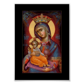 Maria - Theotokos Póster