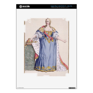 Maria Theresa (1717-80) Empress of Austria, from ' Skins For iPad 3