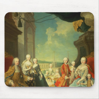 Maria Theresa and her Husband Mouse Pad