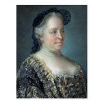Maria Theresa, Empress of Austria, 1762 Postcard